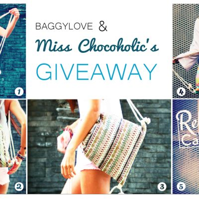 [Giveaway]: 5 BaggyLove Backpacks To Be Won & Support a Social Cause