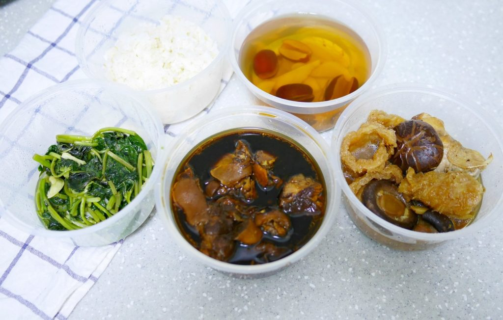 Dine Inn Singapore Home Cooks Chef Eric Teo Review